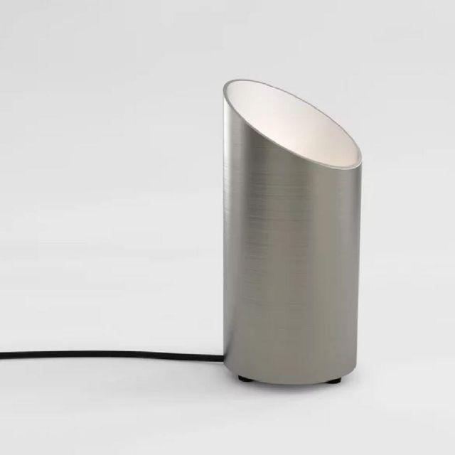 Astro Cut Table Lamp In Matt Nickel - 1412003
