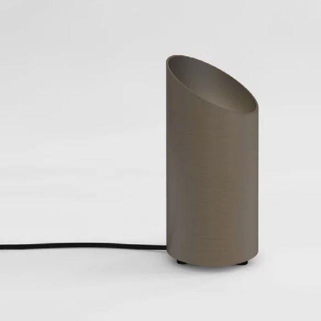 Astro Cut Table Lamp In Bronze - 1412002