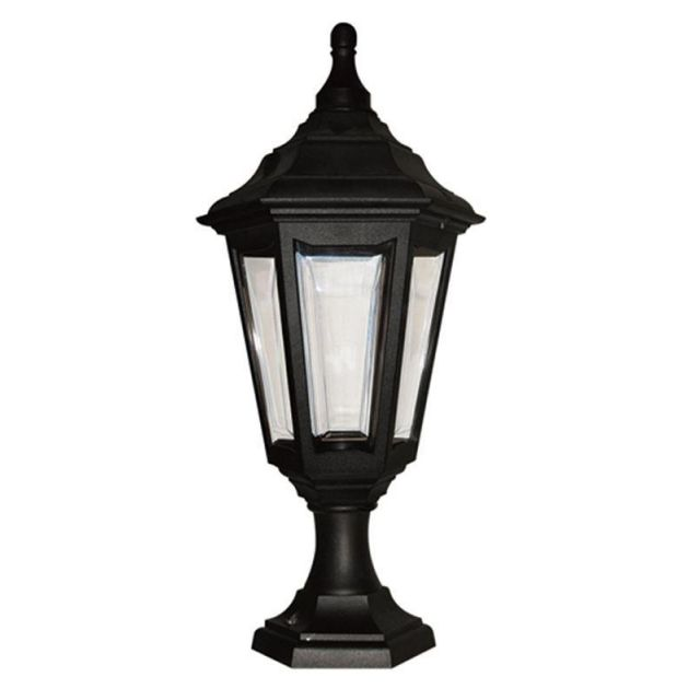 Elstead Kinsale Exterior Pedestal/Porch Lantern IP44