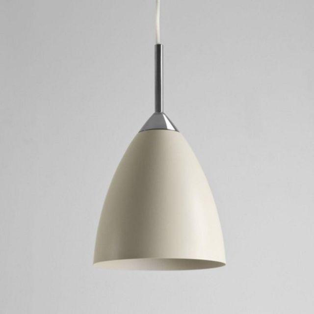 Astro 1223017 Joel 170 Hanging Ceiling Pendant in Cream Finish