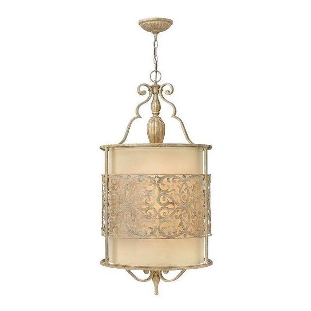 HK/CARABEL/P/C Carabel Champagne Large Ceiling Pendant