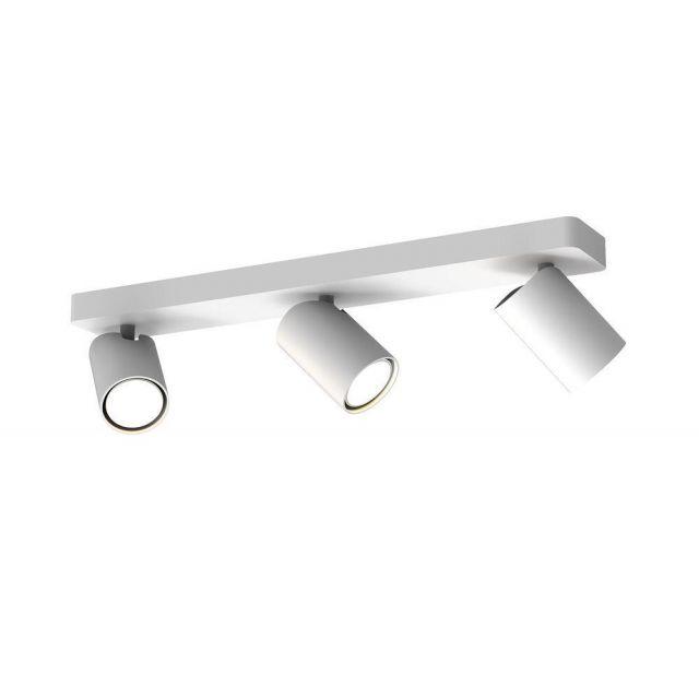 Mantra M6281 Sal 3 Light Bar Mounted Spotlight In White