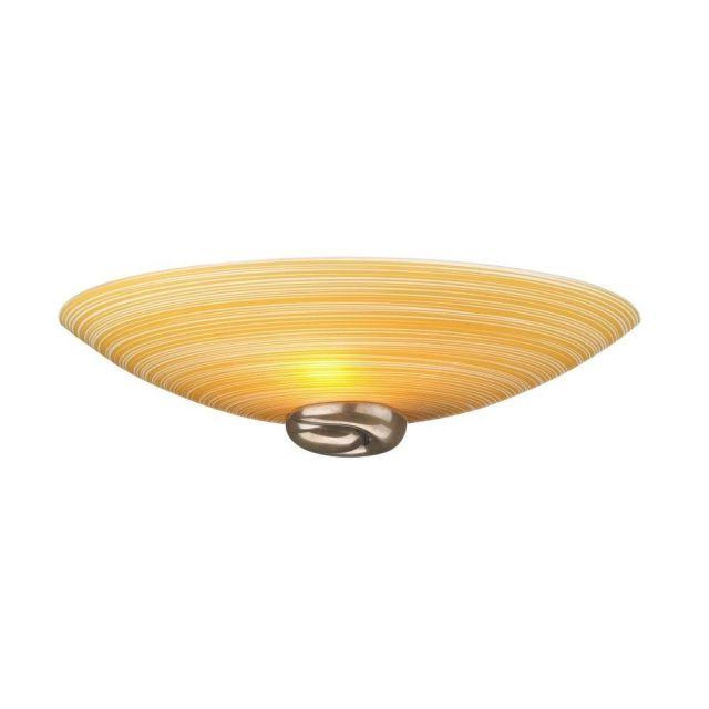 David Hunt Lighting SWW0763 Swirl 1 Light Wall Bracket In Bronze