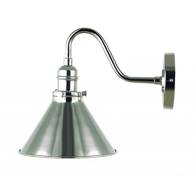 PV1 PN Polished Nickel Provence French Style Wall Light