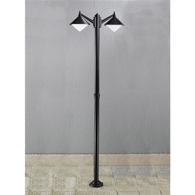 OUT6588 2 Light Exterior Lamp Post