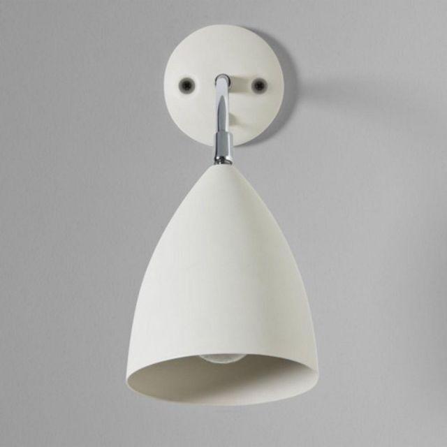 Astro 1223015 Joel Adjustable 1 Light Wall Light in Cream