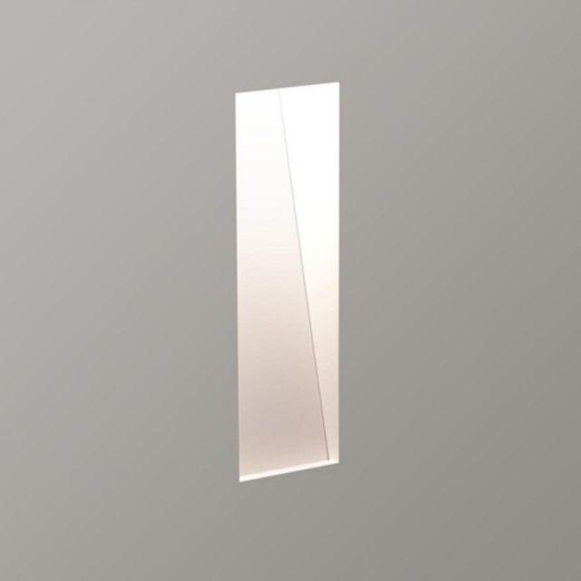 Astro 1212007 Borgo Trimless 35 White Recessed Wall Light