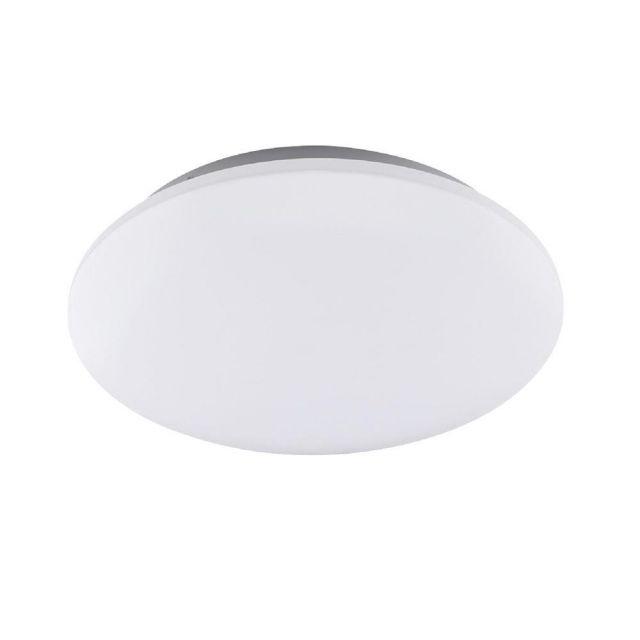 Mantra M5945 Zero LED Small Round 5000K Ceiling Light In White