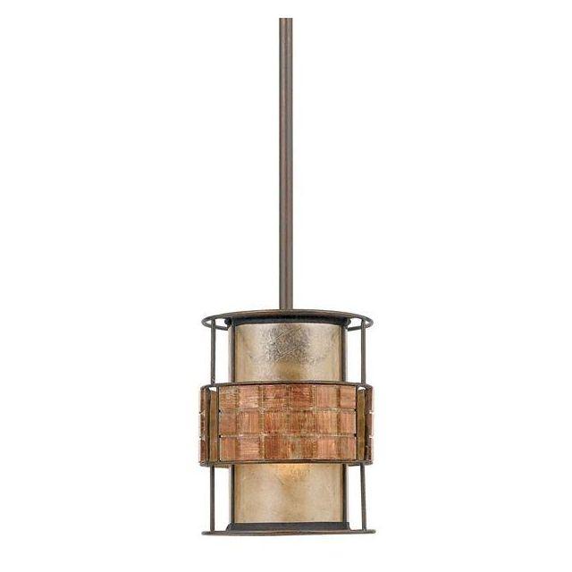QZ/LAGUNA/MP Laguna Reneissance Copper Mini Pendant