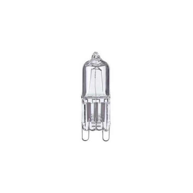 25 Watt Halogen G9 lamp Clear