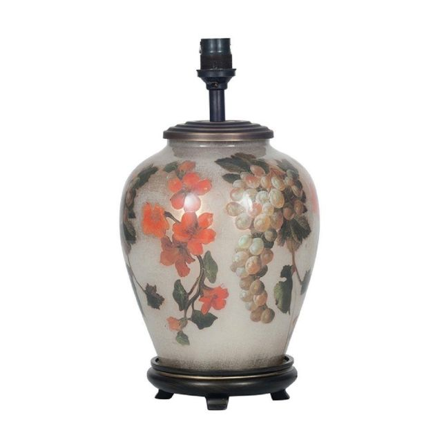 Jenny Worrall JW58 Fruit And Flower Table Lamp - Base Only