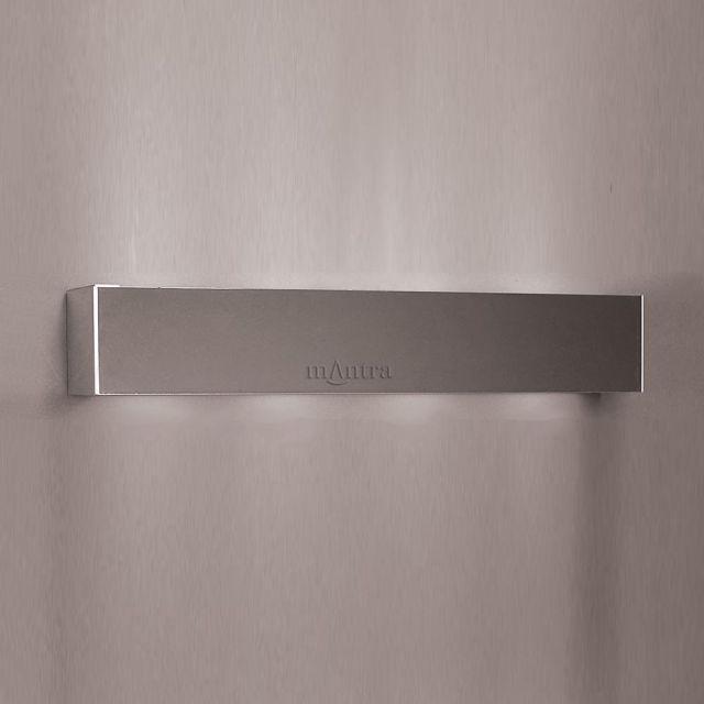 M0075 Comfort 4 Light Polished Chrome Halogen Wall Washer