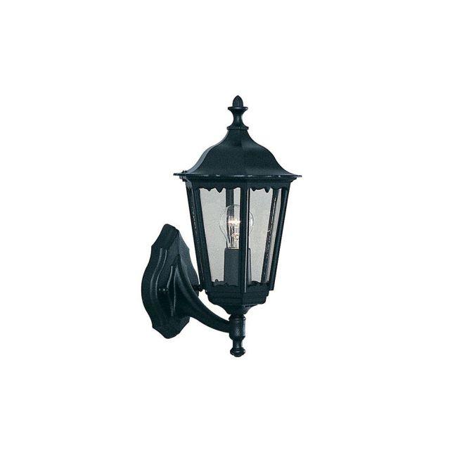 Searchlight 82530BK Alex Outdoor Uplight Lamp