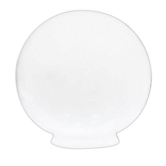 David Hunt Lighting 20cm Opal Glass Globe Shade With Gallery Fitting