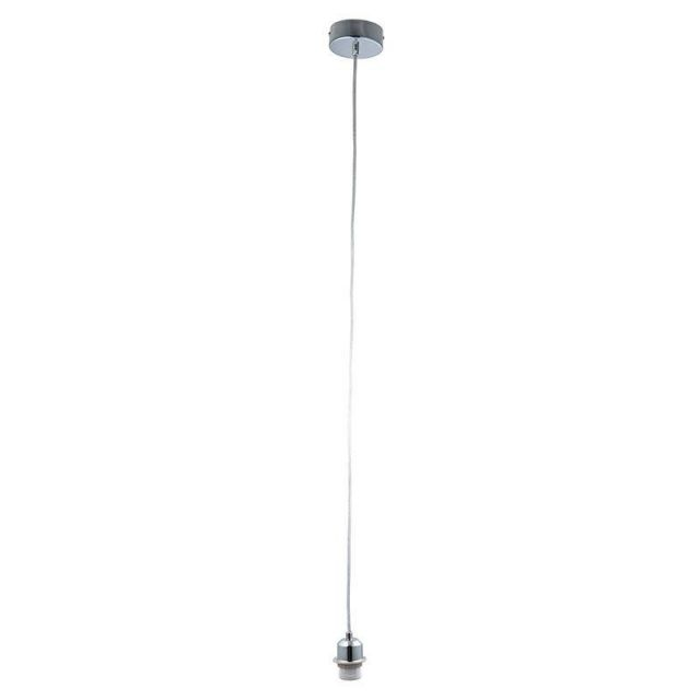 Endon 61807 Cable Set in Chrome Effect Finish