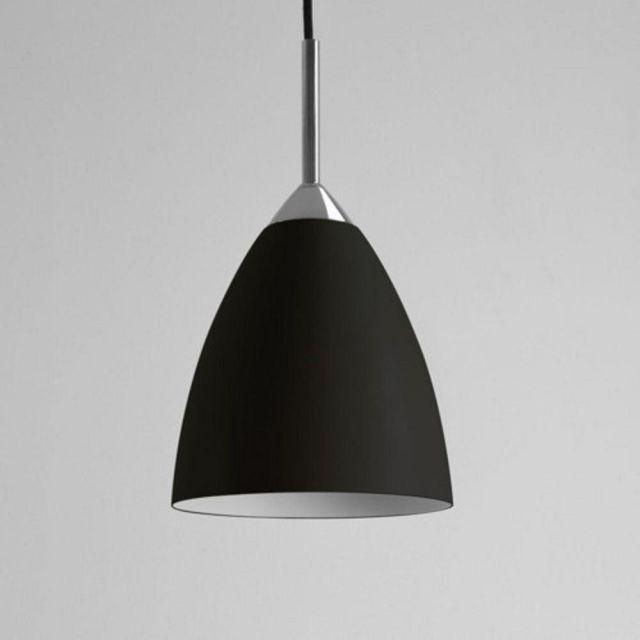 Astro 1223018 Joel 170 Hanging Ceiling Pendant in Black Finish