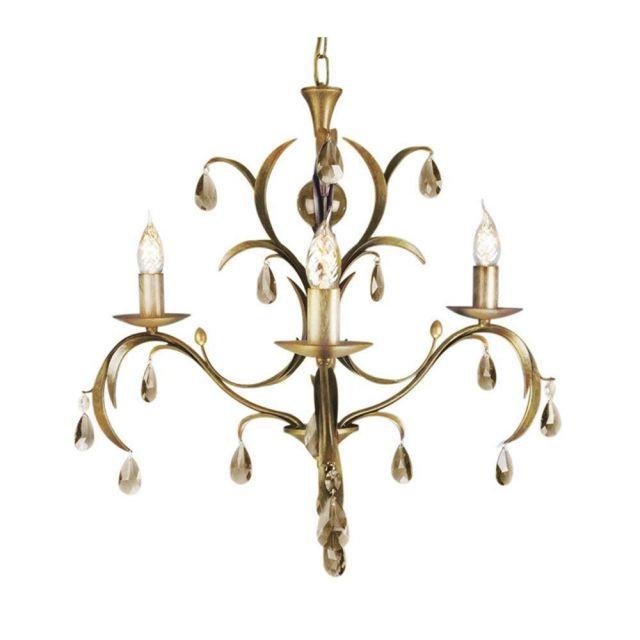 Elstead LL3 Lily 3 light ceiling pendant