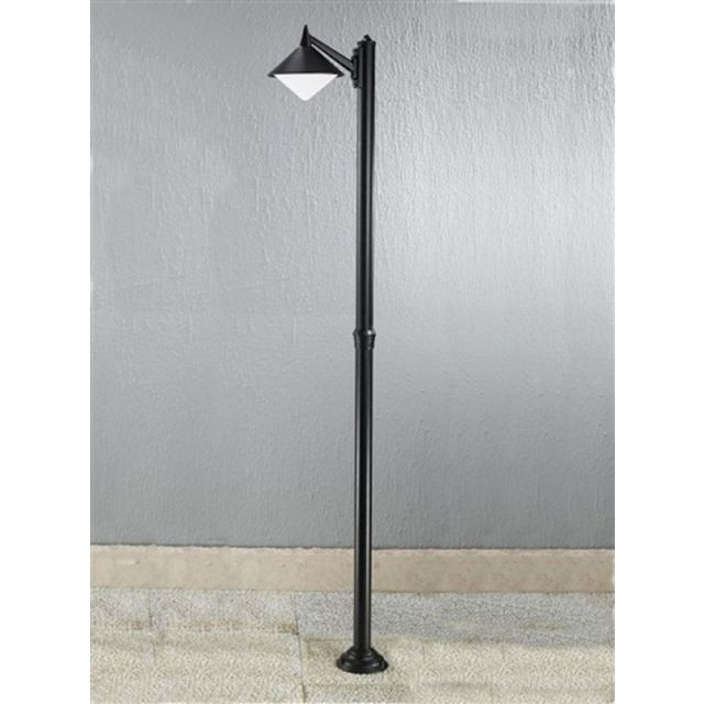 OUT6587 1 Light Exterior Lamp Post