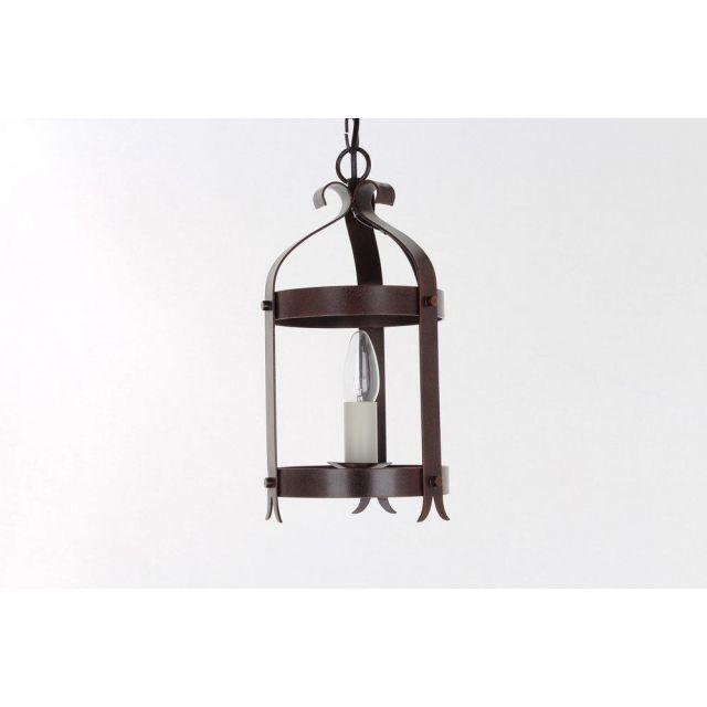 SMRRV00005/A Villa 1 Light Hanging Lantern