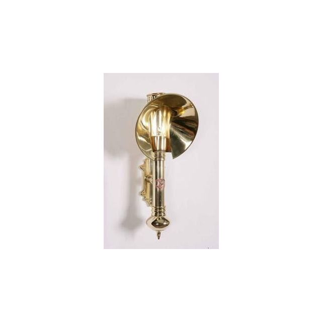 407 Cabin 1 Light Traditional Period Style Wall Light