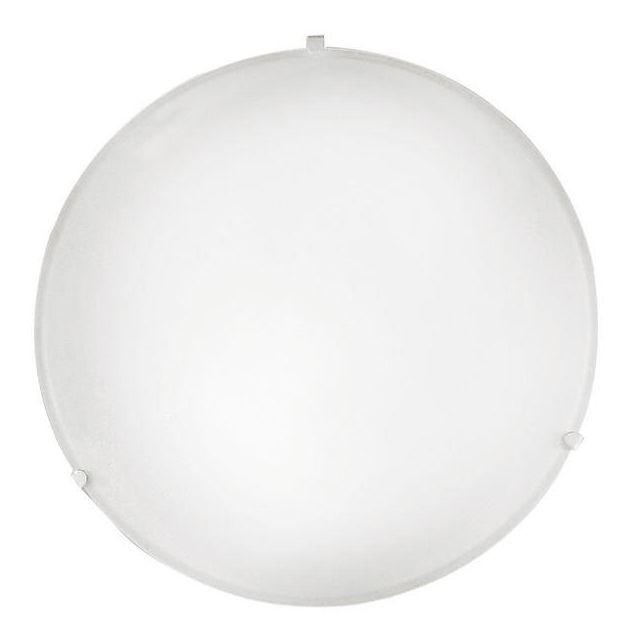 80265 Mars 1 Light Flush Ceiling Lamp