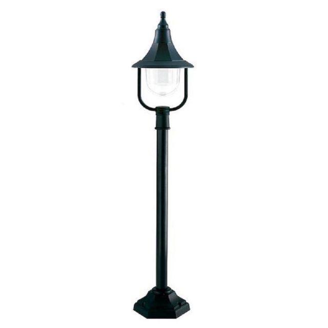 Elstead SHANNON PILLAR Shannon 1 Light Outdoor Pillar Light In Black