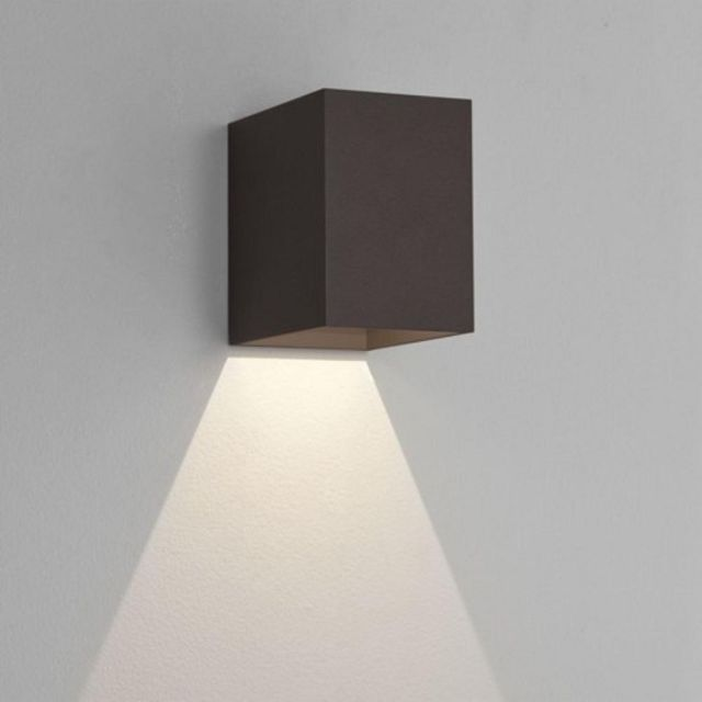 Astro 1298004 Oslo 100 LED Outdoor Wall Light in Painted Black