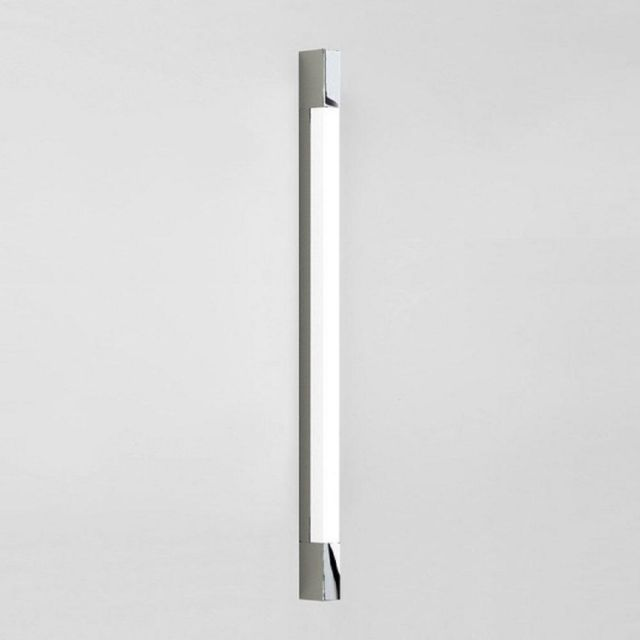Astro 1150016 Romano Above Mirror LED Wall Light In Polished Chrome - L: 900mm