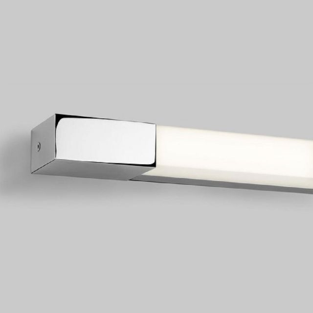 Astro 1150017 Romano Above Mirror LED Wall Light In Polished Chrome - L: 1200mm