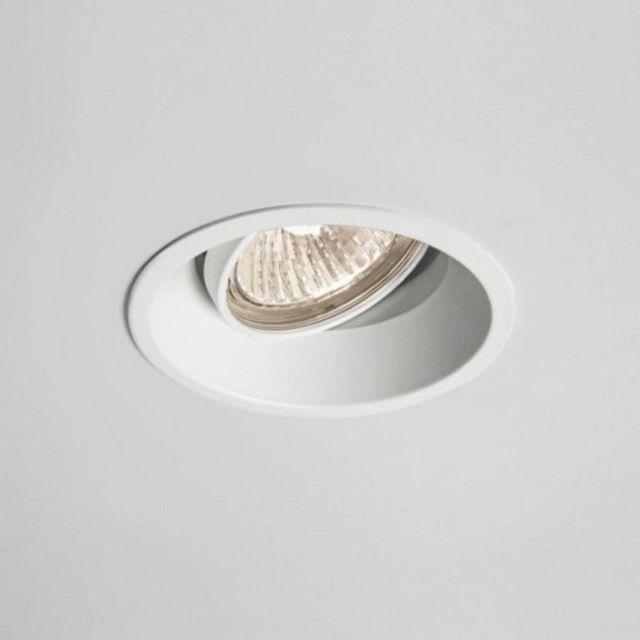 Astro 1249003 Minima Adjustable Ceiling Spot Light in White (240v)