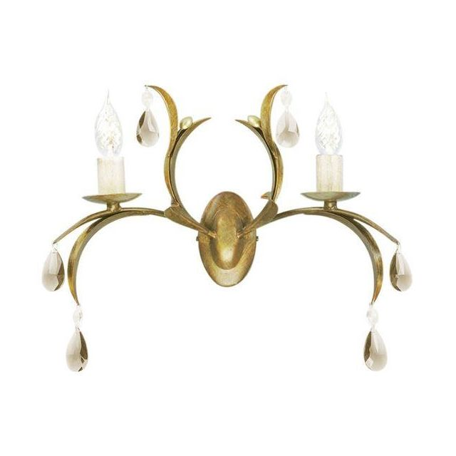 Elstead LL2 Lily double wall light