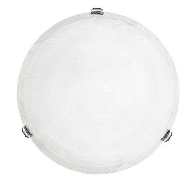 7186 Salome 1 Light Flush Ceiling Lamp