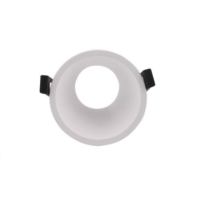Mantra M6843 Lamborjini 1 Light Round Funnel 45 Spotlight In White