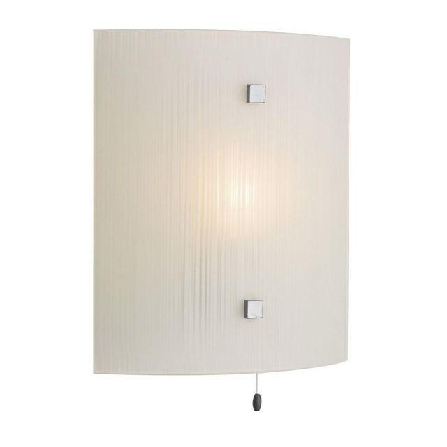 David Hunt Lighting SWL0767 Swirl 1 Light Wall Bracket In Pewter