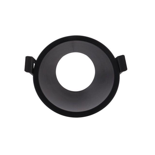 Mantra M6844 Lamborjini 1 Light Round Funnel 45 Spotlight In Black
