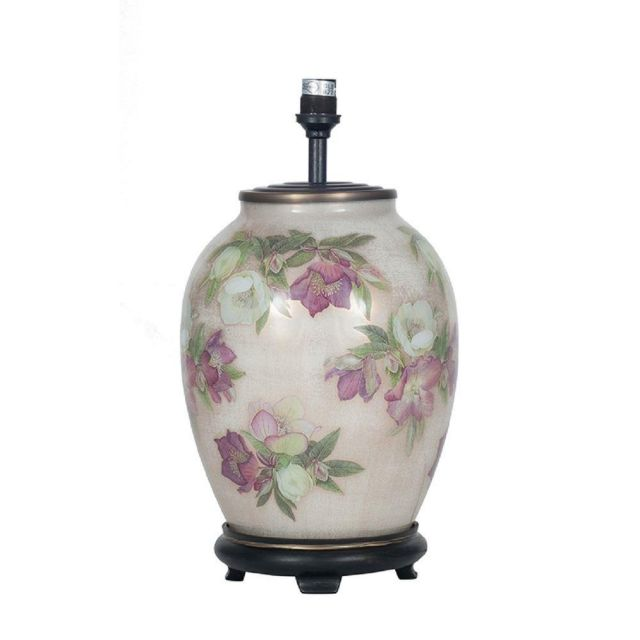 Jenny Worrall JW59 Hellebore Table Lamp - Base Only