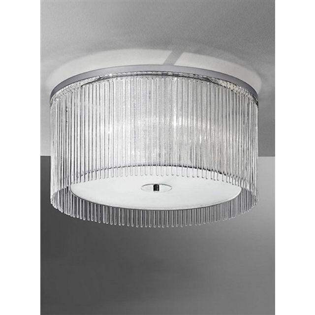 F2190/4 4 Light Flush Fitting