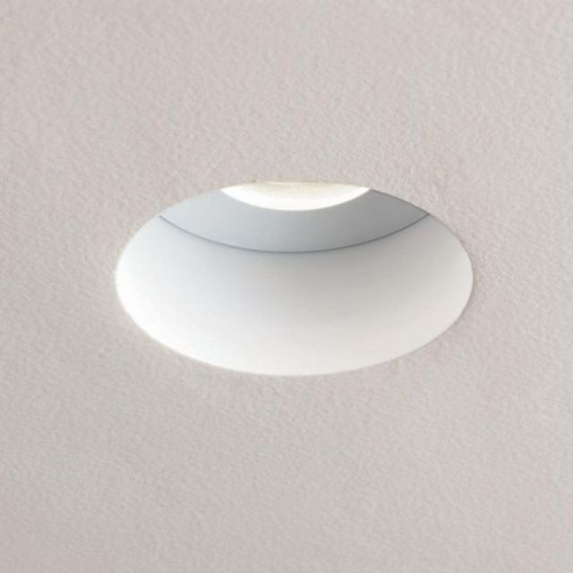 Astro 1248002 Trimless 230v Recessed Ceiling Spot Light In White