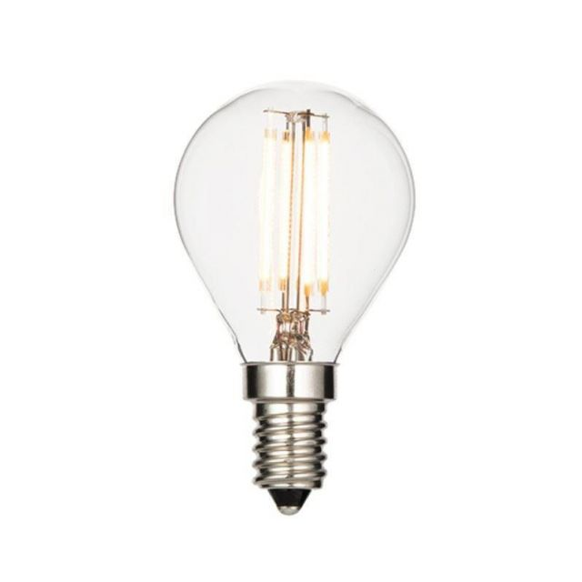 4 Watt SES Clear LED Golfball - Warm White