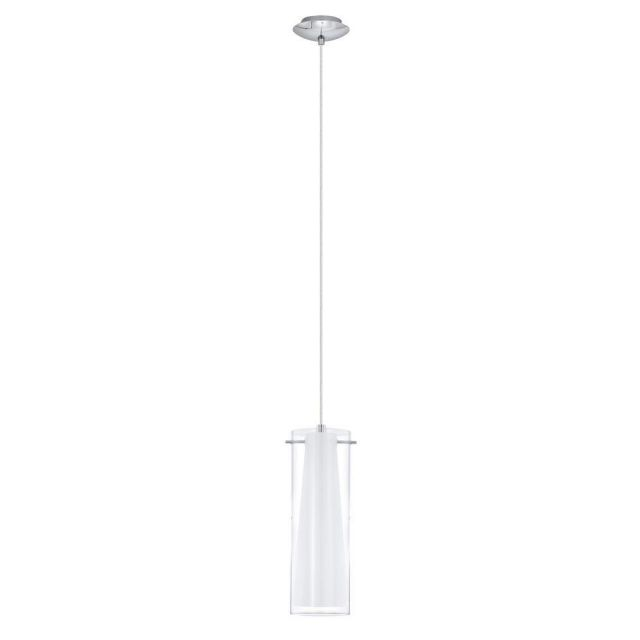 89832 Pinto 1 Light Glass Ceiling Pendant