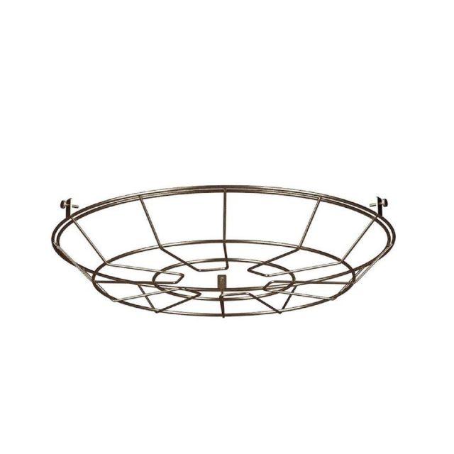 David Hunt Lighting REC9975 Reclamation Cage For Pendant In Antique Brass