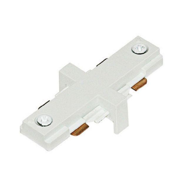 Searchlight 1801WH Luma White Track Connector