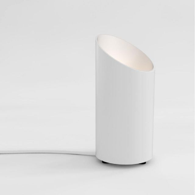 Astro Cut Table Lamp In White - 1412001