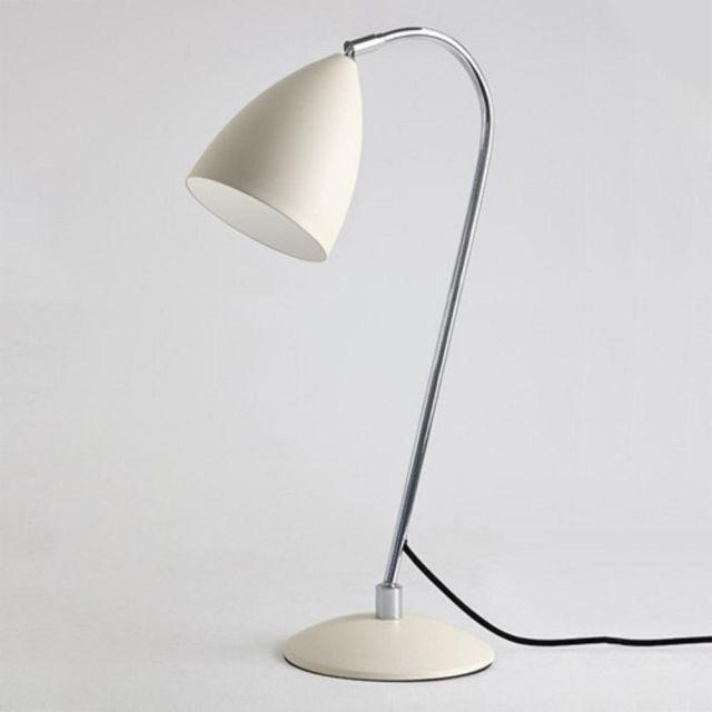 Astro 1223003 Joel Adjustable Table Lamp in Matt Cream