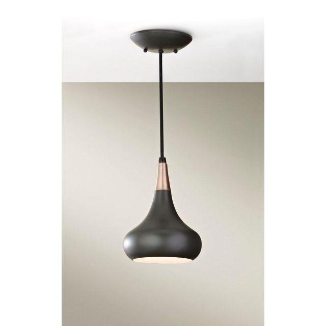 FE/BESO/P/S DBZ Dark Bronze Beso Retro Small Ceiling Pendant Light
