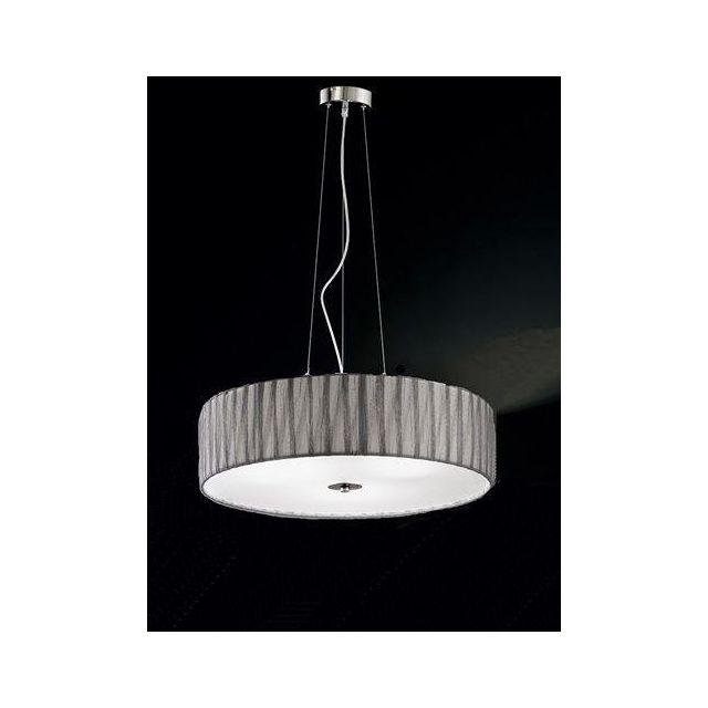 F2284/4 Medium Satin Nickel and Silver Ceiling Pendant