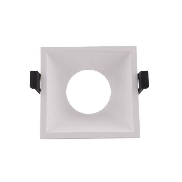 Mantra M6845 Lamborjini 1 Light Square Funnel 45 Spotlight In White