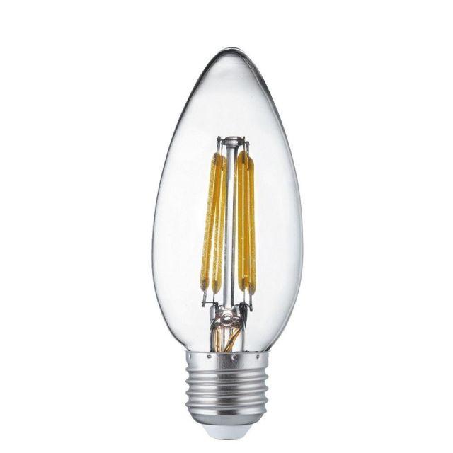 4 Watt ES E27 LED 420 Lumen Edison Screw Candle Lightbulb