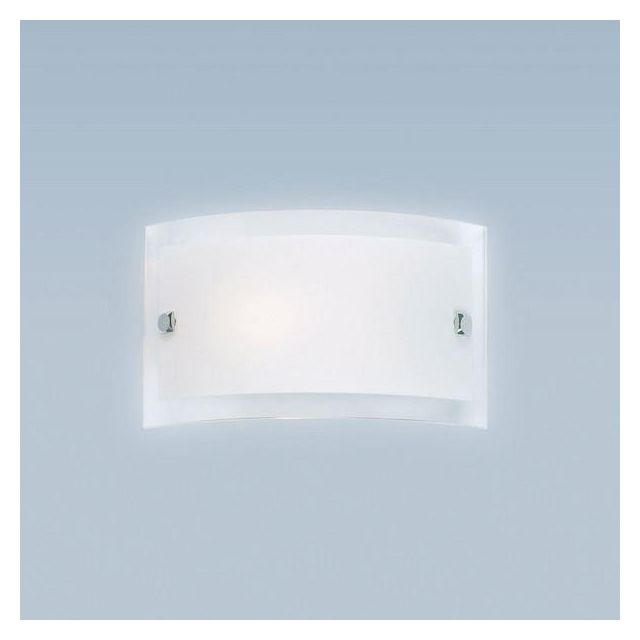 Endon 095-20 Modern Glass Wall Light / Wall washer