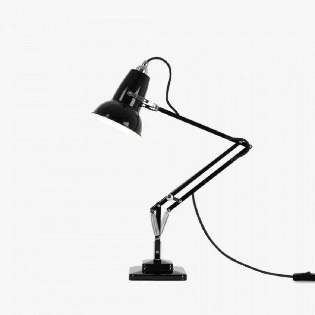 31570 Original 1227 Mini Desk Lamp In Jet Black